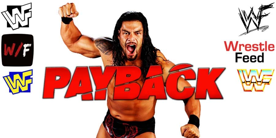 Roman Reigns Wins At WWE Payback 2020
