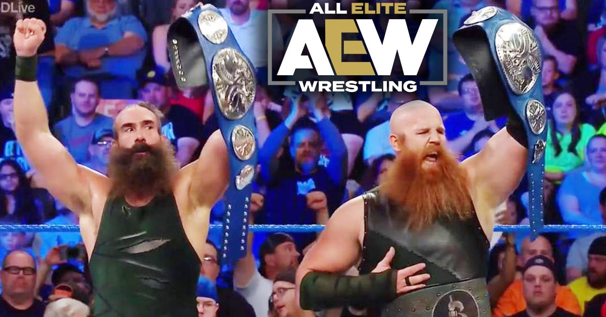 Rumor Killer On Erick Rowan Debuting On Next Week's AEW Dynamite