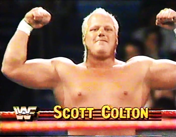 Scott Colton WWF Jobber