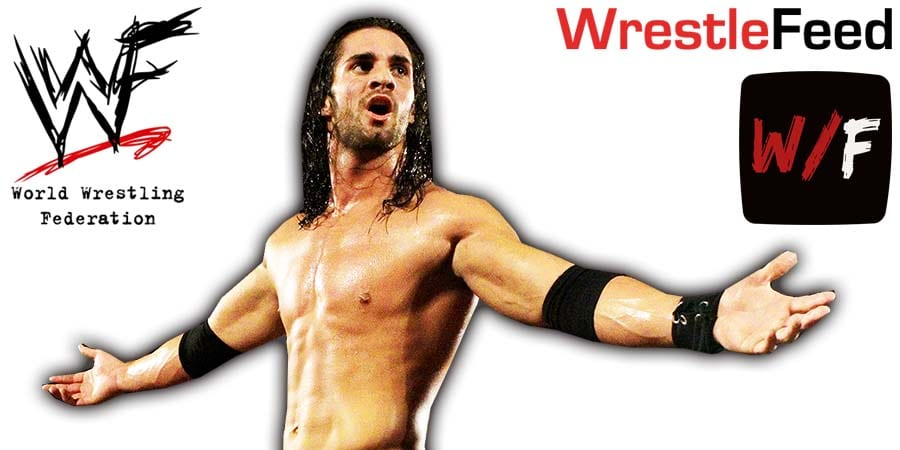 Seth Rollins Article Pic 1 WrestleFeed App
