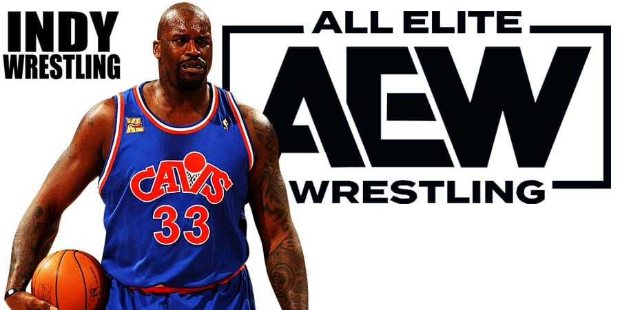 Shaquille O'Neal AEW