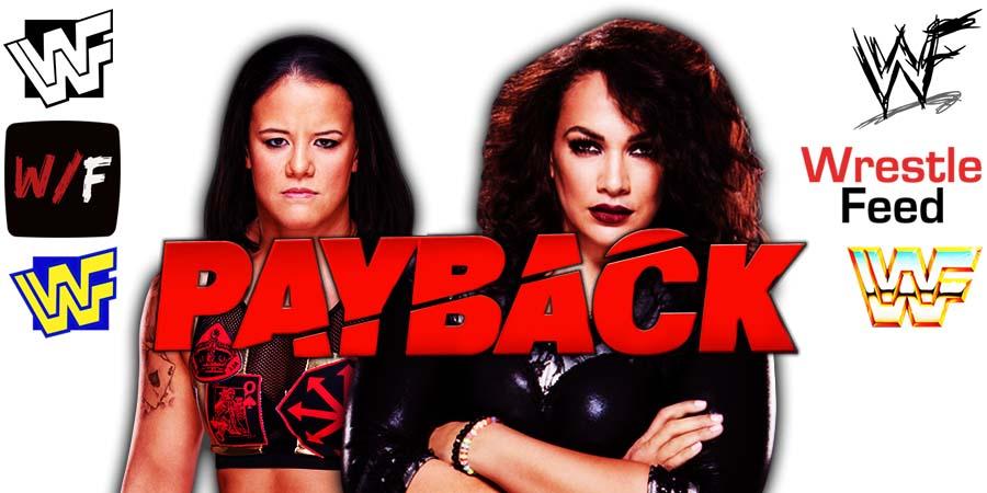 Shayna Baszler Nia Jax Win At WWE Payback 2020
