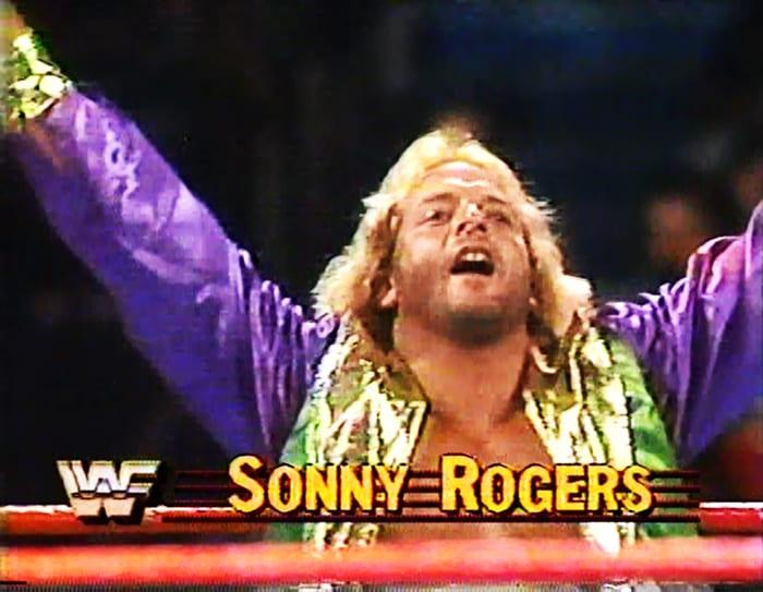 Sonny Rogers WWF Jobber