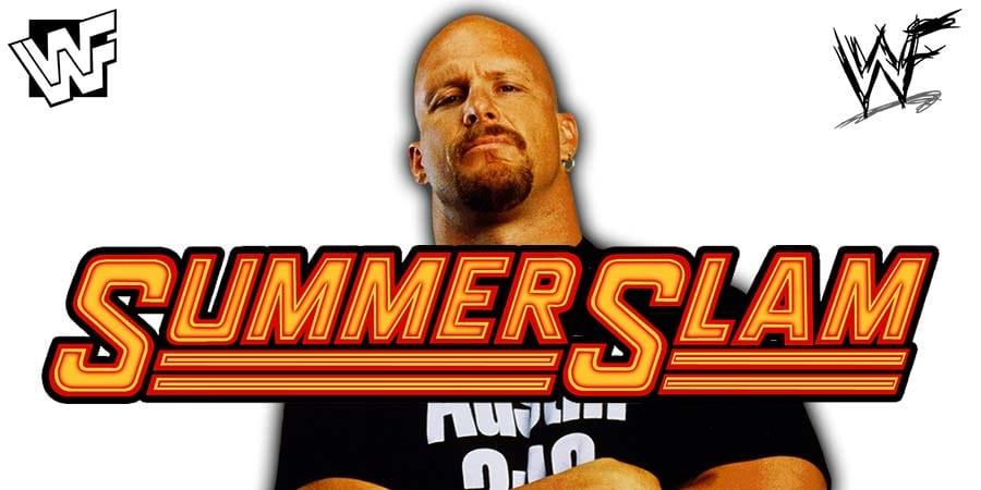 Stone Cold Steve Austin WWF SummerSlam