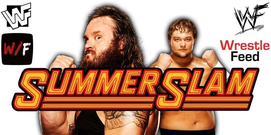 The Fiend Defeats Braun Strowman At WWE SummerSlam 2020
