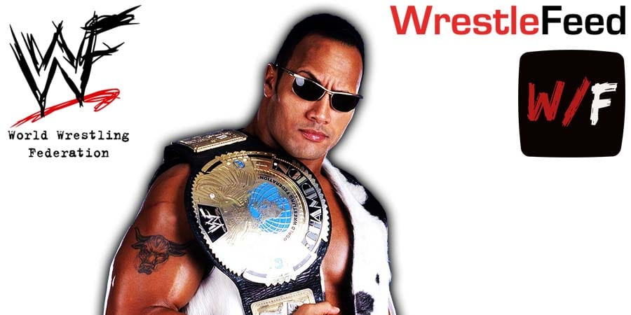 The Rock Dwayne Johnson Article Pic 1 WrestleFeed App