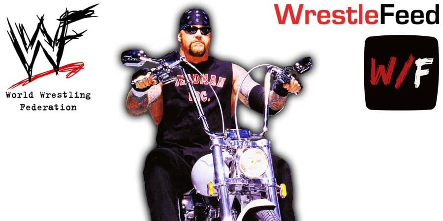 The Undertaker Article Pic 5 WrestleFeed App