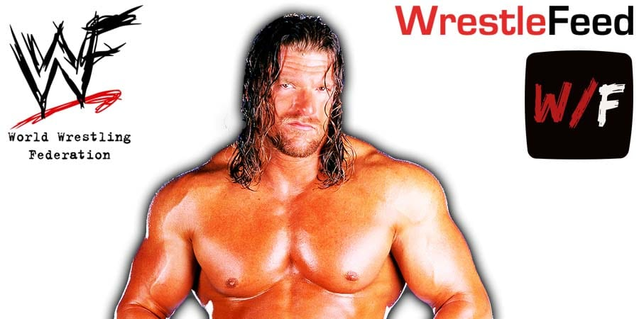 Triple H WWF Champion Article Pic 2 WrestleFeed App
