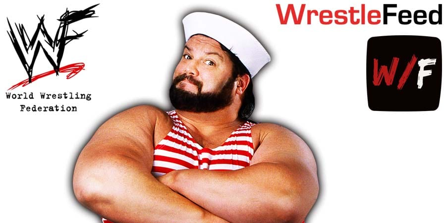 Tugboat Typhoon Fred Ottman Shockmaster Article Pic 1 WrestleFeed App