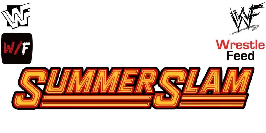 WWE SummerSlam 2020 PPV Logo WrestleFeed App