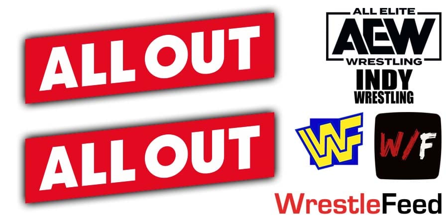 AEW All Out PPV Logo