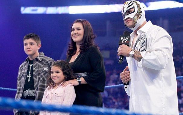 Aalyah Mysterio early WWE appearances - 3