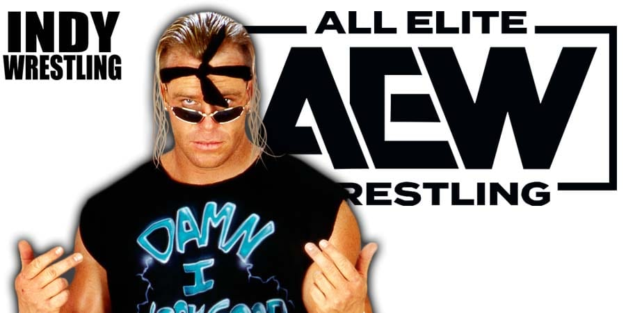Billy Gunn AEW All Elite Wrestling Article Pic 2