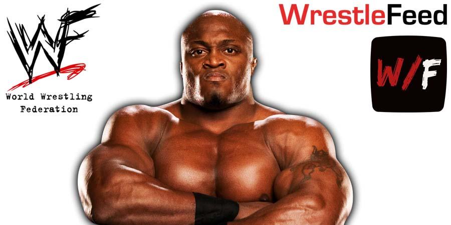 Bobby Lashley Article Pic 1 WrestleFeed App