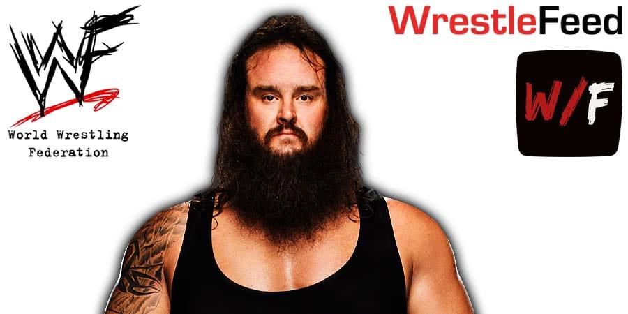 Braun Strowman Article Pic 5 WrestleFeed App