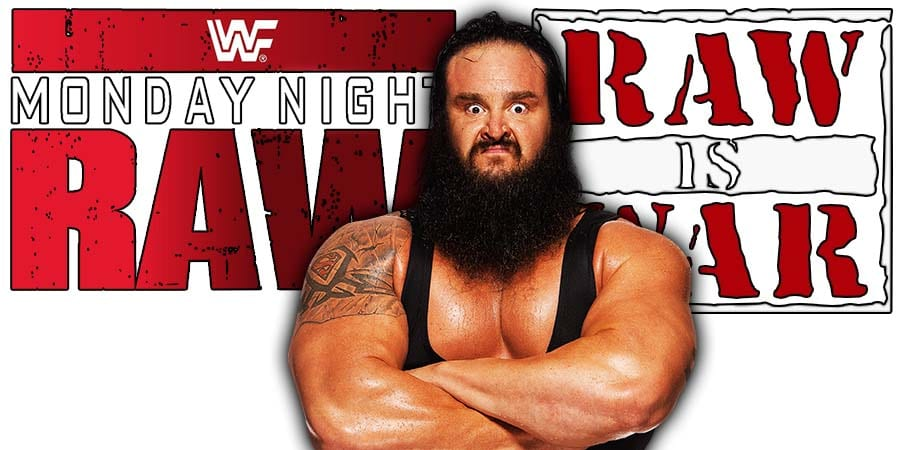 Braun Strowman RAW Article Pic