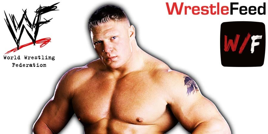 Brock Lesnar Article Pic 3 WrestleFeed App