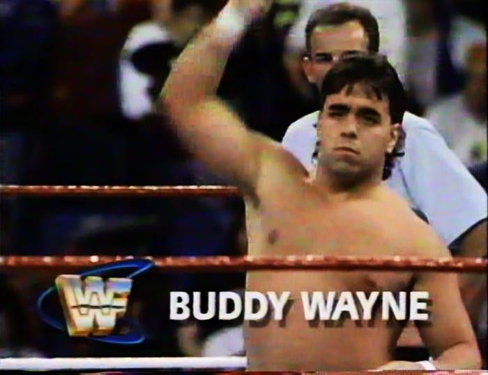 Buddy Wayne WWF Jobber
