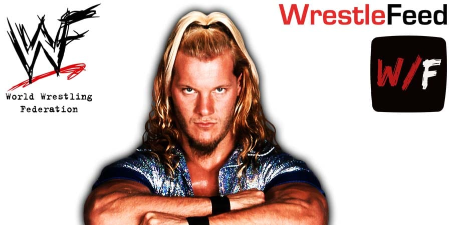 Chris Jericho Article Pic 3 WrestleFeed App