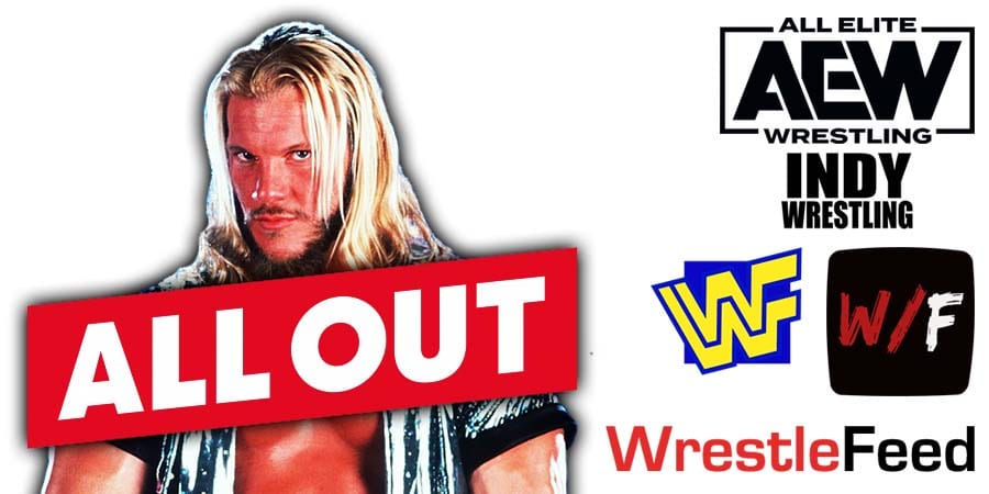 Chris Jericho Loses At AEW All Out 2020