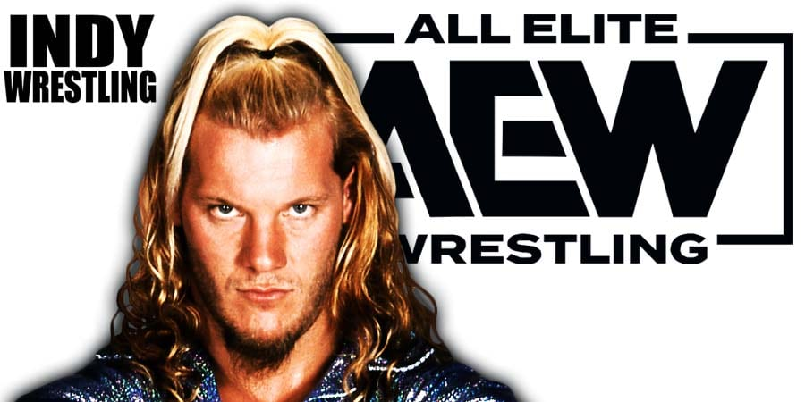 Chris Jericho Y2J AEW Article Pic
