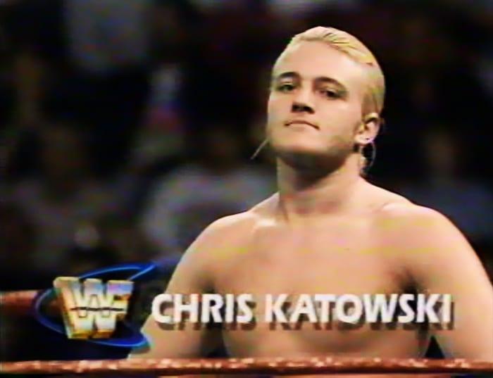 Chris Katowski WWF Jobber