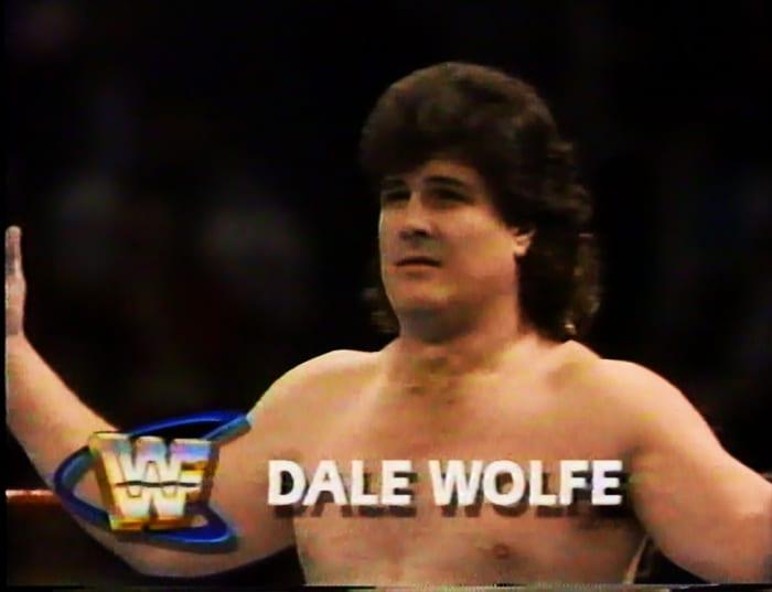 Dale Wolfe WWF Jobber