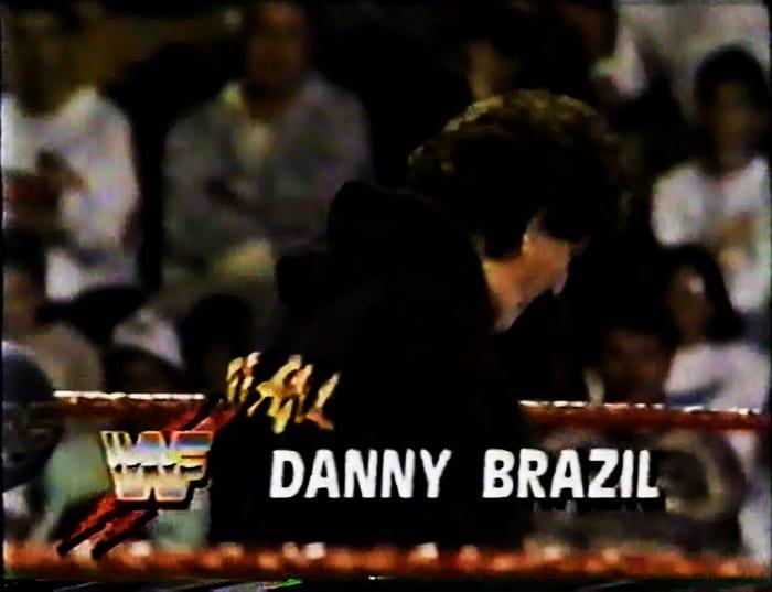 Danny Brazil WWF Jobber