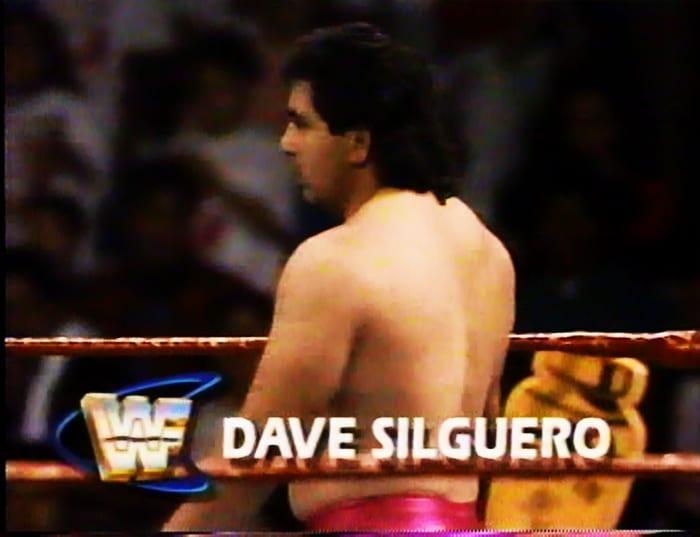 Dave Silguero WWF Jobber