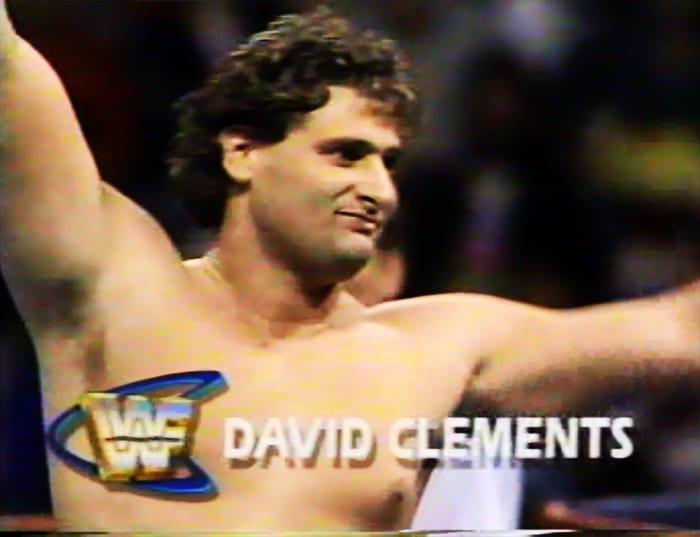 David Clements WWF Jobber