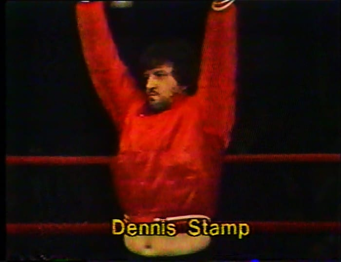 Dennis Stamp WWF Jobber