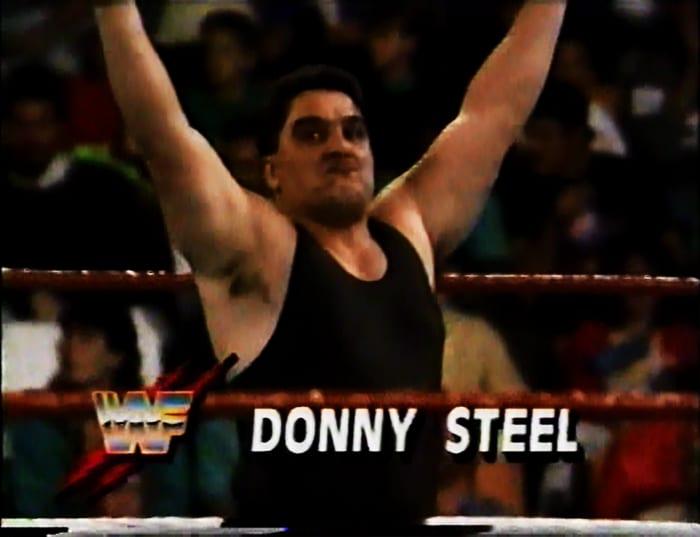 Donny Steel WWF Jobber
