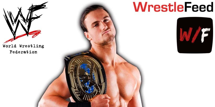 Drew McIntyre Article Pic 2 WrestleFeed App