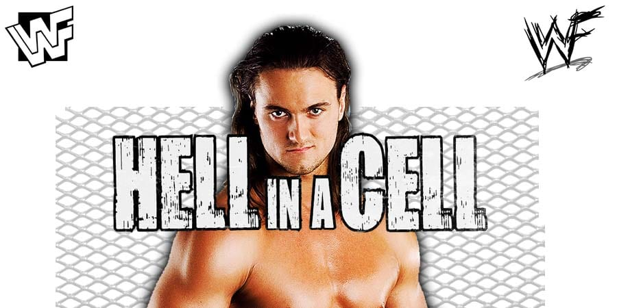 Drew McIntyre WWE Hell In A Cell 2020