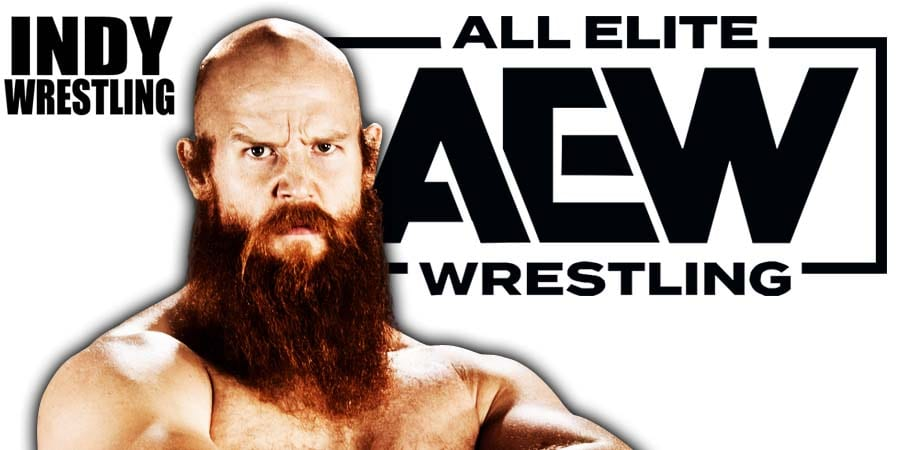 Erick Rowan AEW All Elite Wrestling
