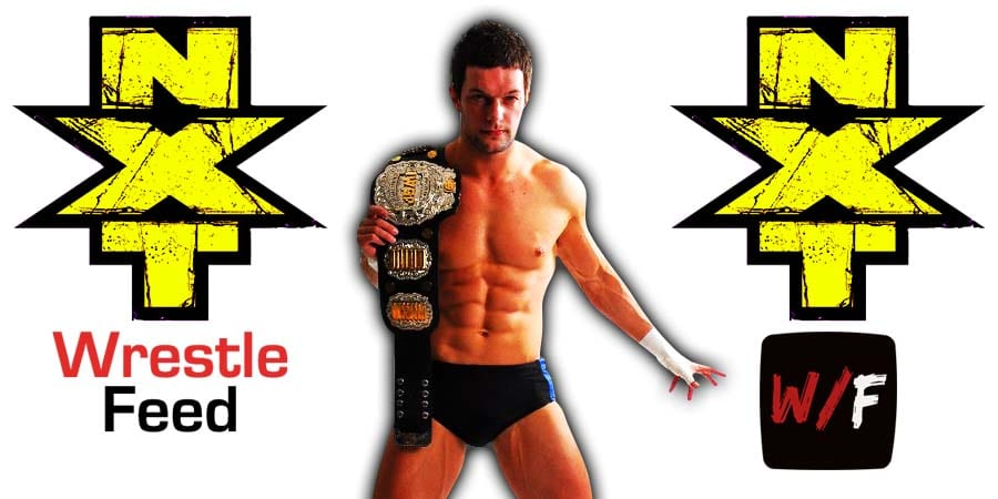 FInn Balor NXT Article Pic 1 WrestleFeed App
