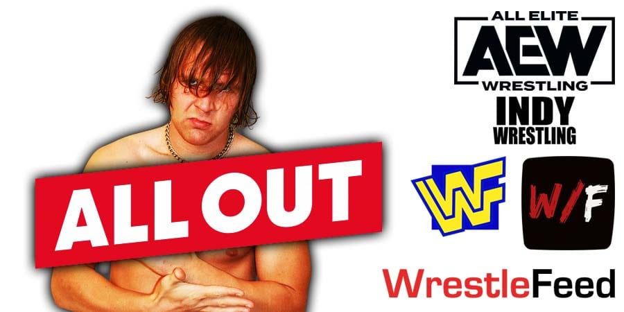 Fan Taken Down For Going After Jon Moxley At AEW All Out 2020