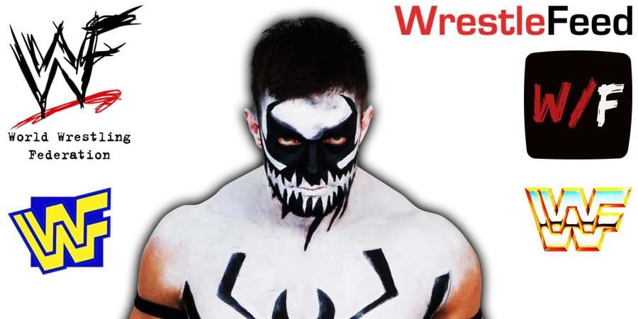 Finn Balor Demon King Article Pic 1 WrestleFeed App