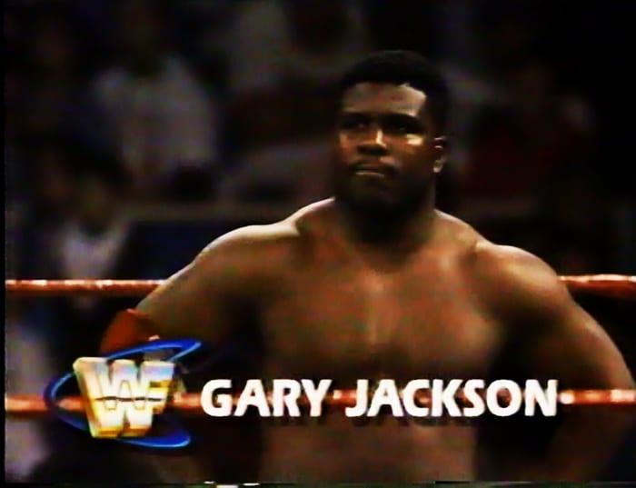 Gary Jackson WWF Jobber