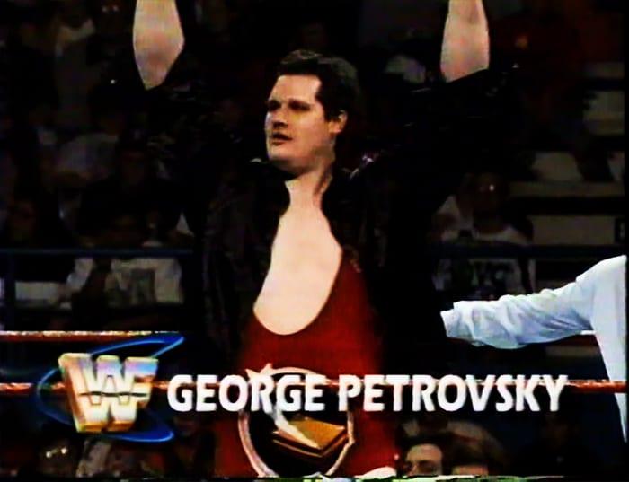 George Petrovsky WWF Jobber