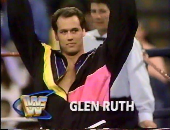 Glen Ruth WWF Jobber