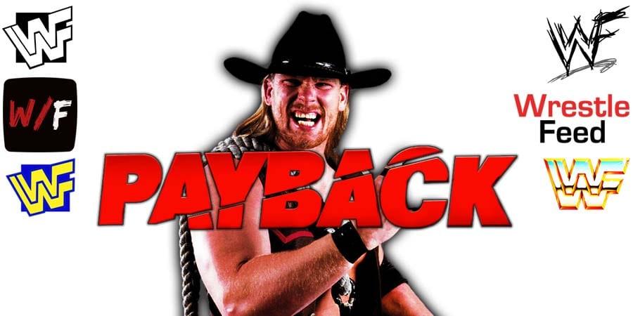 JBL WWE Payback 2020