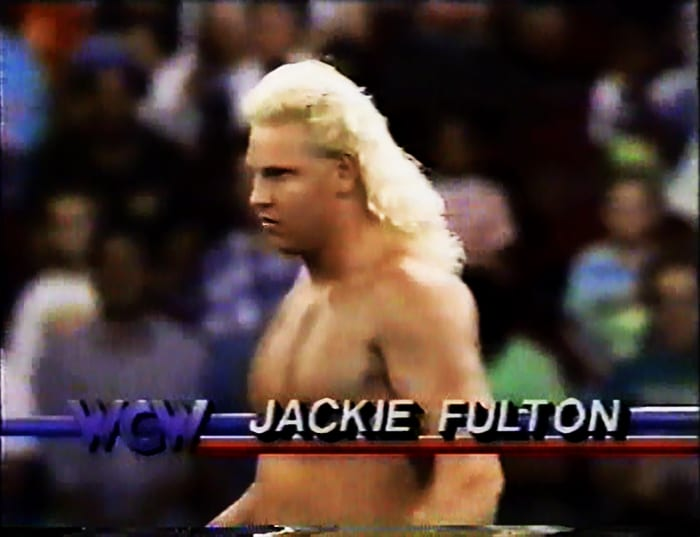 Jackie Fulton WCW Jobber