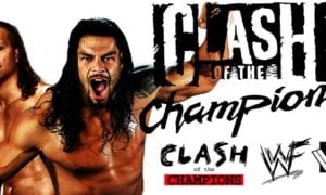 Jey Uso vs Roman Reigns - WWE Clash Of Champions 2020 Article Pic