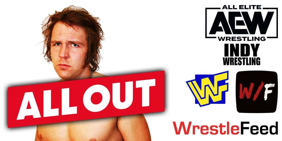 Jon Moxley Wins At AEW All Out 2020