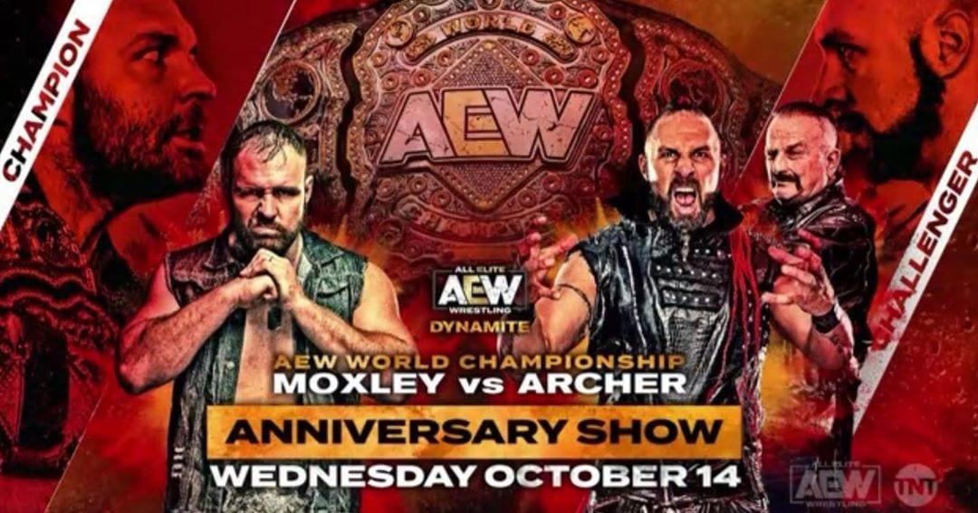 Jon Moxley vs Lance Archer - AEW World Championship Match