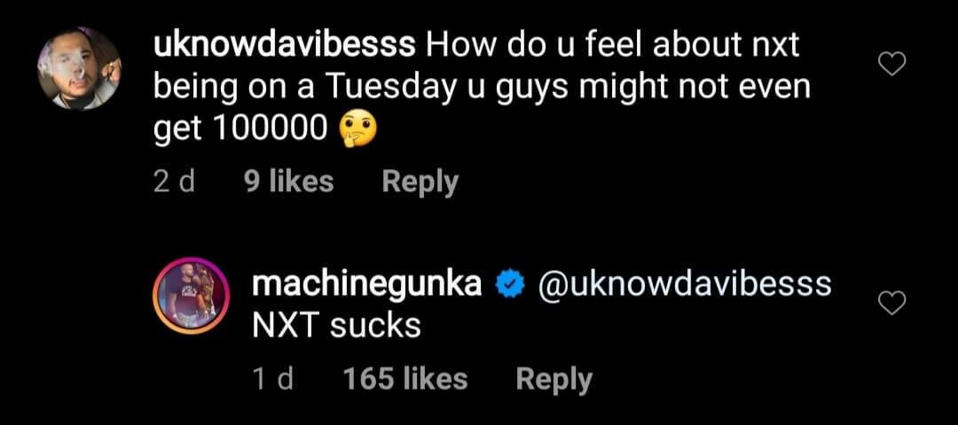 Karl Anderson Says NXT Sucks