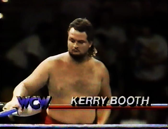Kerry Booth WCW Jobber
