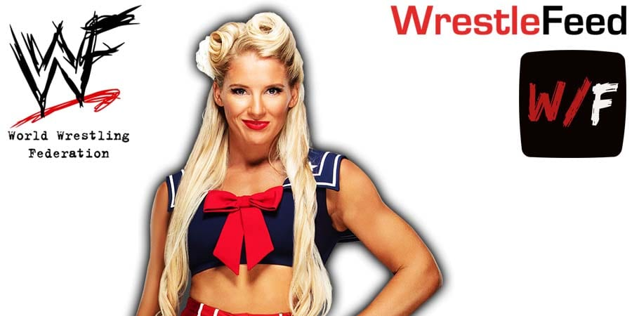 Lacey Evans Article Pic 1 WrestleFeed App