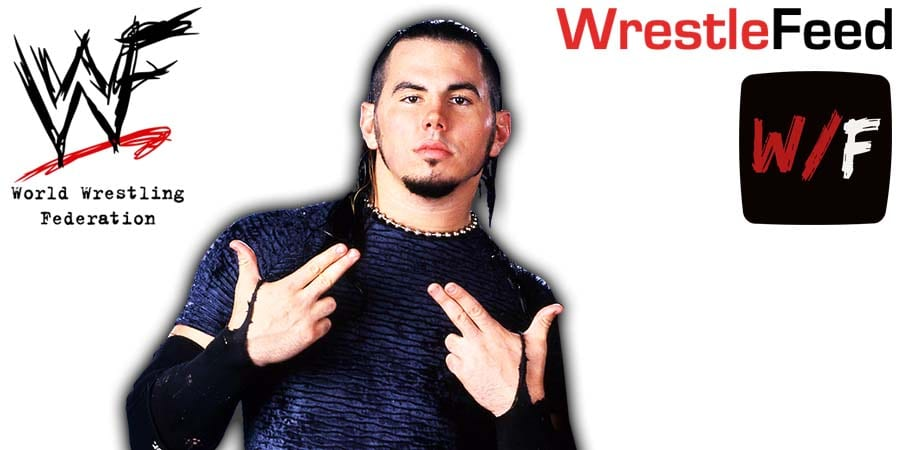 Matt Hardy Article Pic 1 WrestleFeed App